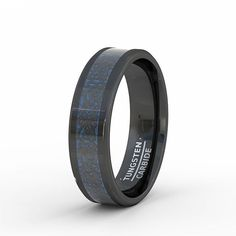 Black Tungsten Ring  with Blue Celtic Dragon Design - - #ring #men #jewelry #classic #wood #tungstenrings #mensring #mensstyle #mensjewelry #mensfashion  #menswear #mensweardaily #picoftheday #outfit #wedding #tungsten_band #collection #siliconerings #sport #fit #mensstyle #menwithstyle #styleblogger #luxurylife #styleinspiration #menstreetstyle #coollook #iamstyle #fashionist #topman Black Tungsten Rings, Celtic Dragon, Silicone Rings, Cooler Look, Dragon Design, Outfit, How To Look Better, Rings For Men, Menswear