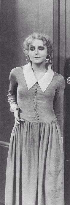 Brigitte Helm - Metropolis