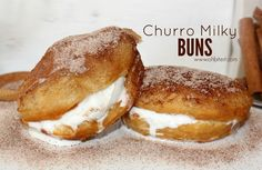 ~Churro Milky Buns! | Oh Bite It