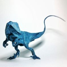 - Velociraptor - Satoshi Kamiya Blue in Jurassic World