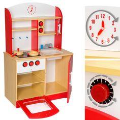 cocina de madera de juguete para nios juguete juego de rol toy
