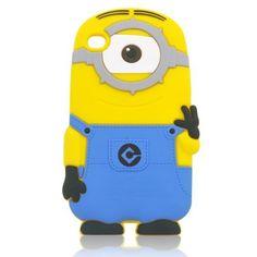 Minion ipod case.