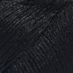 Drops Cotton Viscose zwart (15) - Caro's Atelier
