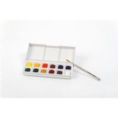 Cotman Water Colours Sketchers' Pocket Box