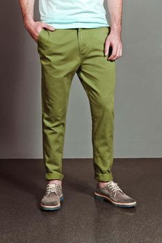 Threads 4 Thought Clean Front Washed Chino Pant -- @Devin Smith - You could wear these!