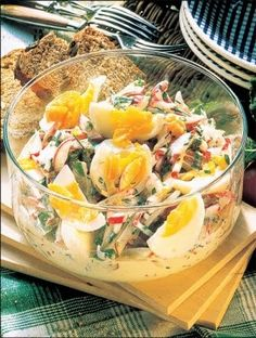 Pasta Salad, Cobb Salad, Falafel, Eat Smarter, Potato Salad, Paleo, Potatoes, Chicken, Ethnic Recipes