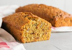 Recipe: Whole Wheat Banana Almond Cake Sugar Free Carrot Cake, Healthy Carrot Cakes, Healthy Food, Food Cakes, Tortas Light, Mousse Au Chocolat Torte, Cake Recipes Without Eggs, Apple Bread, Almond Cakes