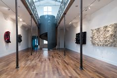 Exposition Francesca Pasquali. Galerie Tornabuoni Art Paris