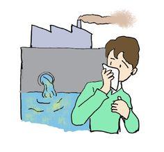 6.Environmental,Air pollution Bad Smell  悪臭