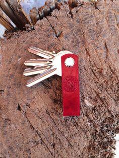 Leather Key Holder Leather Key Organizer Leather by JokerStraps