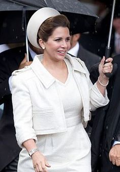 Princess Haya, June 15, 2016 | Royal Hats