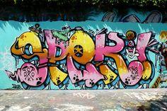 street art - Paris 19 - rue henri noguères