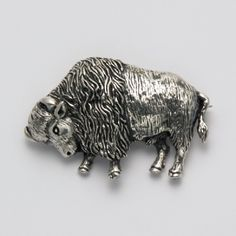 Bison Pin at theBIGzoo.com, a toy store that has shipped over 1.2 million items.