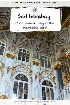 St Petersburg don't miss