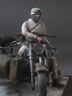 Dioramas and Vignettes: Somewhere near the Rzhev, photo #17