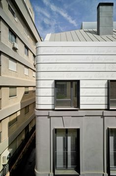 1000 images about old and new juxtaposition on pinterest - Clavel arquitectos ...