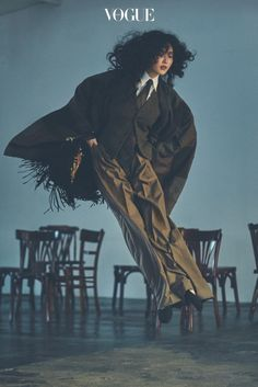 KOREAN MODEL • Kim Sung Hee by Yoo Young Gyu for Vogue Korea Sept...                                                                                                                                                                                 More