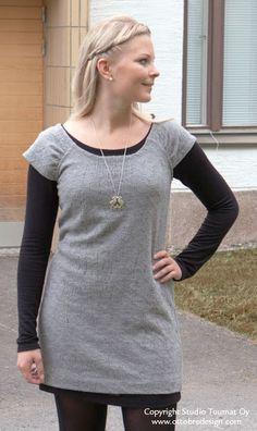 The OTTOBRE design® Blog: Autumn/Winter Tunic
