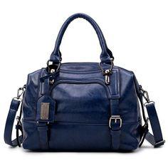 2018 wax oil pu leather bag ladies handbags women handbag designer handbag high quality woman bag women famous brand sac a main Leather Crossbody Bag, Leather Handbags, Pu Leather, Crossbody Bags, Leather Bags, Satchel Bag, Leather Skin, Women's Handbags, Luxury Handbags