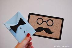 Kuistin kautta: DIY: Isänpäiväkortit