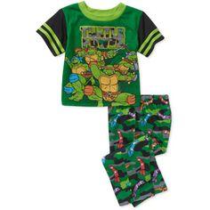 Disney Cars Baby Toddler Boy Short Sleeve Pajama 2-Piece Set ...