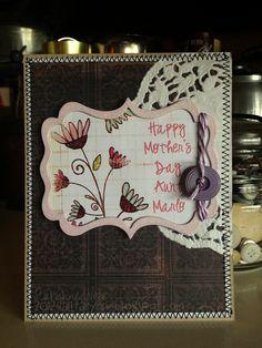 Happy Mother's Day Aunt Marlo - Scrapbook.com