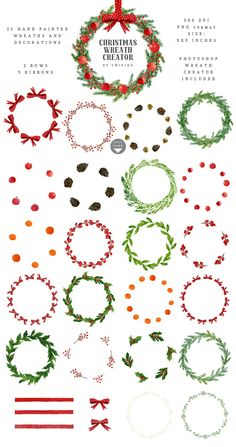Most recent Images Christmas wreaths drawing Ideas Did you realize you might make your very own Christmas time wreath? Christmas wreaths put a great de Christmas Tumblr, Christmas Doodles, Christmas Bags, Christmas Clipart, Christmas Wreaths, Christmas Crafts, Christmas Decorations, Xmas, London Christmas