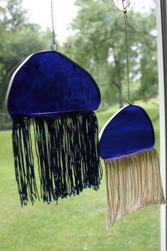 Jellyfish suncatchers  DEAL by GlassbyGeldner on Etsy, $22.00