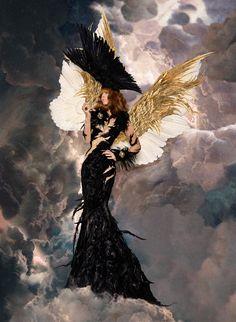 The Devil Wears Angel on Behance