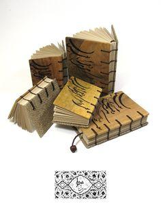 بوی تو میکشد مرا وقت سحر به بوستان ؛ دفترهای جلد چوبی سیرا ؛ #دفتر #دست_ساز ،…
