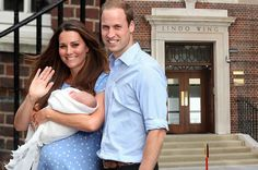 Kate went into labour this morning