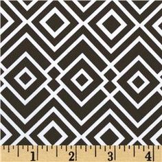 Theory Geometric Brown/White.  Maybe for the living room?