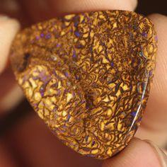 35,38 ct Matrix boulder opal Matrix Opal, Bouldering, Class Ring, Australia, Jewelry, Jewlery, Jewerly, Schmuck, Jewels