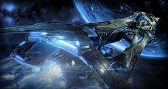 Spear of Adun - Starcraft by PlanK-69 on @DeviantArt