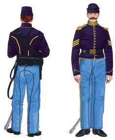 Military Costumes, Military Uniforms, Cowboy Action Shooting, Parachute Pants, Western Union, Buffalo, Badge, Indian, Drawings