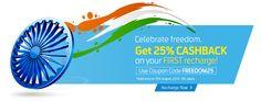 Uninor Online Recharge  – Get 25% instant discount on Mobile Recharge  http://rechargetricks.in/uninor-online-recharge-get-25-instant-discount-on-mobile-recharge.html  #Mobile #Cashback #coupon #recharge #uninor