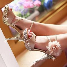 Fashion high heel - pink