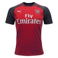 PUMA Arsenal Home Training Jersey 17/18