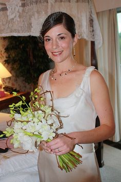 Beautiful Vermont Bride - Casey