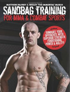Pick up my sandbag training book in a new black and white edition!  Sandbag Training For MMA & Combat Sports - Black and White Edition by Mr Matthew Palfrey.