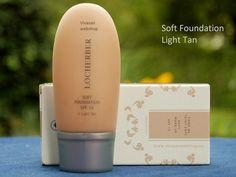 Locherber Soft Make-Up 'Light Tan' ist ein Mildes und deckendes Fluidum, für einen gleichmäßigen und natürlich wirkenden Teint. Light Tan ist nicht ölig, kaschiert Unebenheiten und lässt die