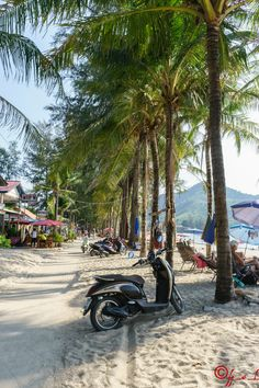Kamala Beach in Phuket, Thailand (March 2015)