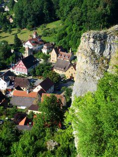 Streitberg (Fränkische Schweiz-Bayern),Germany