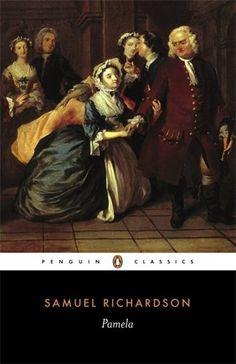 Pamela: Or, Virtue Rewarded (Penguin Classics) by Samuel ... http://www.amazon.com/dp/0140431403/ref=cm_sw_r_pi_dp_sO4vxb0F9YHJ2