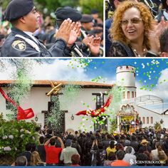 Those on hand for the inauguration of Narconon Latin America, Saturday, September 12, were witness to an historic occasion for drug rehabilitation on the continent.