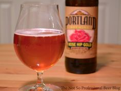 Review: Rose Hip Gold, Portland Brewing Co. | Bloggers of Beer