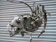 Scruffy Viperfish - Dirty and dangerous (if you're tiny and a mile deep underwater) - Hubcap Creatures