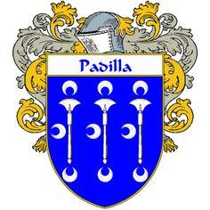 Escudo de Armas de  Padilla
