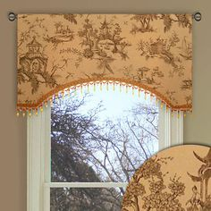 Free Valances Pattern Online | ... valances scalloped valances link to free curtain patterns instructions