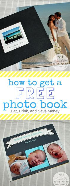 how to get a free photobook. Check out this amazing deal for a free photo book from Shutterfly in 2017 | Eat, Drink, and Save Money  Free Shutterfly Photo book Deal http://eatdrinkandsavemoney.com/2017/06/19/free-shutterfly-photobook-deal/